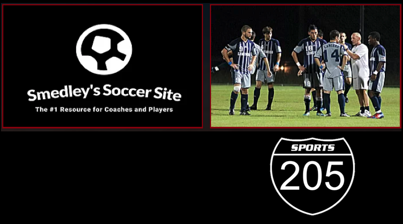 205 joins Smedley's Soccer Site