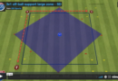 3v1 off-ball support large zone – SD